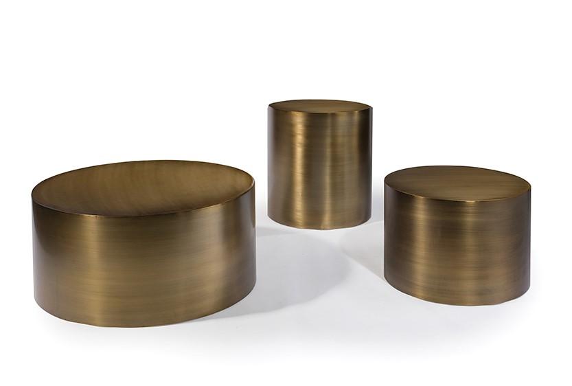 drum end table II