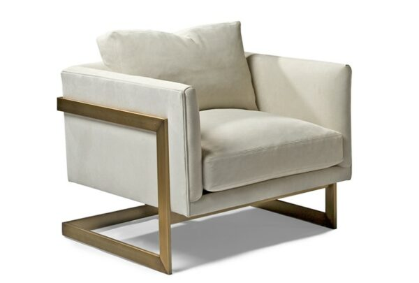 t-back lounge chair