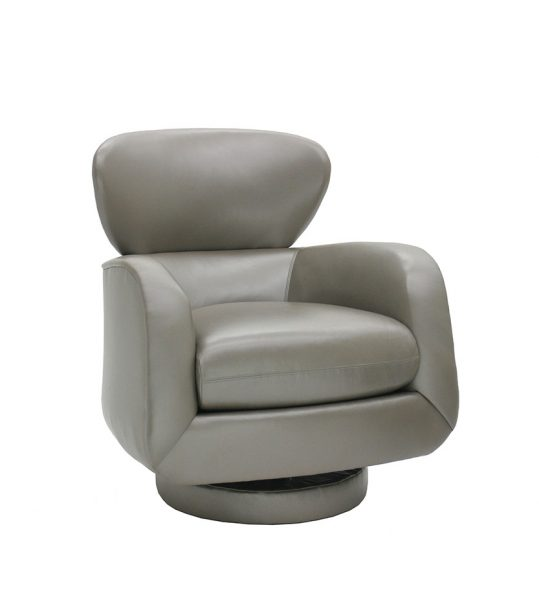 Swivel Rocker Chair By Vladimir Kagan