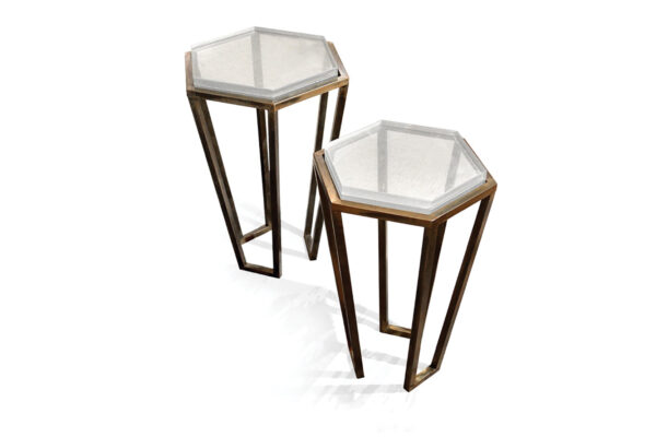 cy fortuna end table