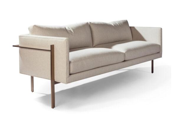 drop in sofa by milo baughman