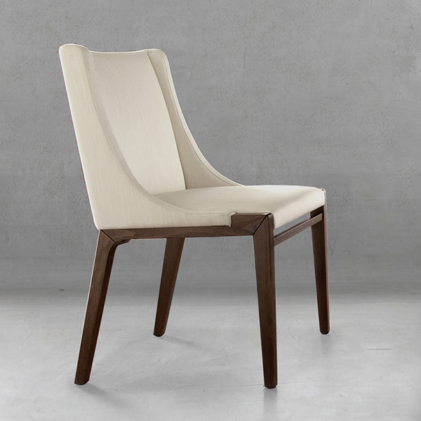 preston low-back dining chair