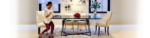 Classic & Modern Dining Room Tables