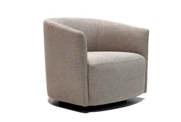 sandy swivel chair