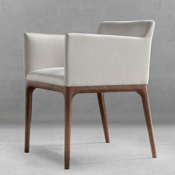 spring V dining chair
