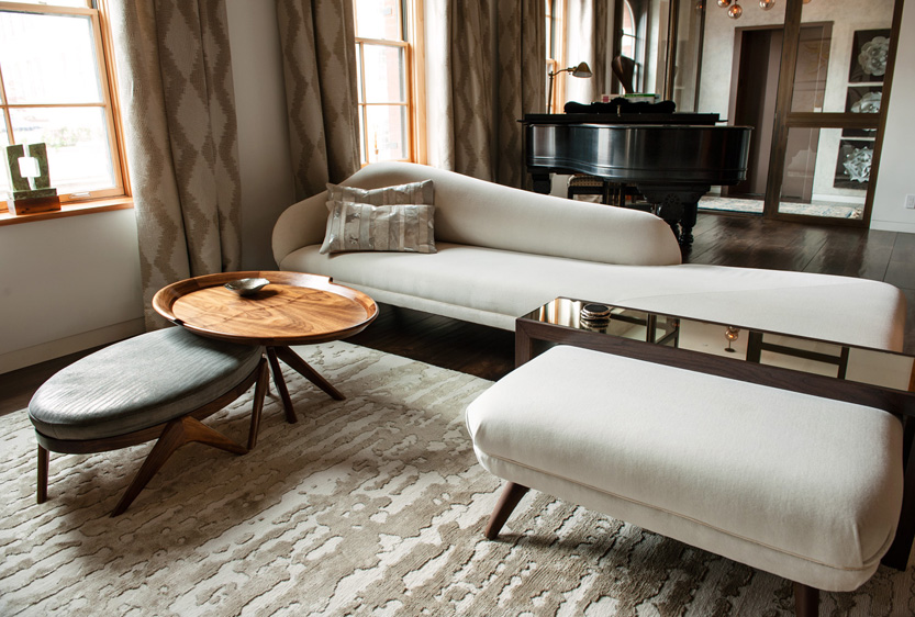 For Select Private And Commercial Clients, Cliff Youngu0027s Services Extend  Beyond Furniture Design To Include Comprehensive Interior Design Solutions.