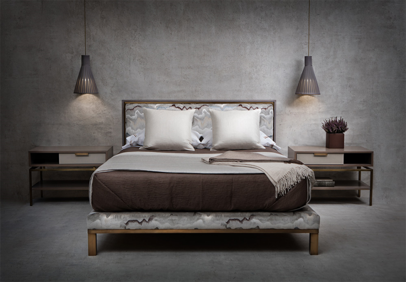 High Style Modern Bedrooms Cliffyoung New York