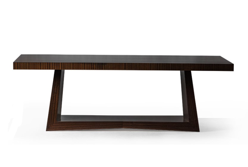 cy cubisto dining table