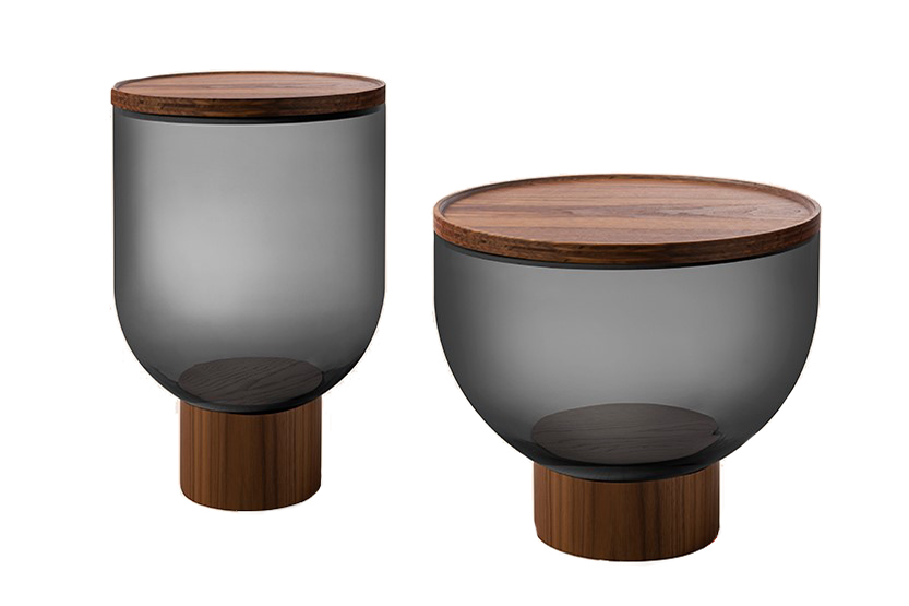 chimica cocktail & side table