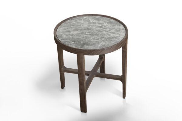 cerchio end table