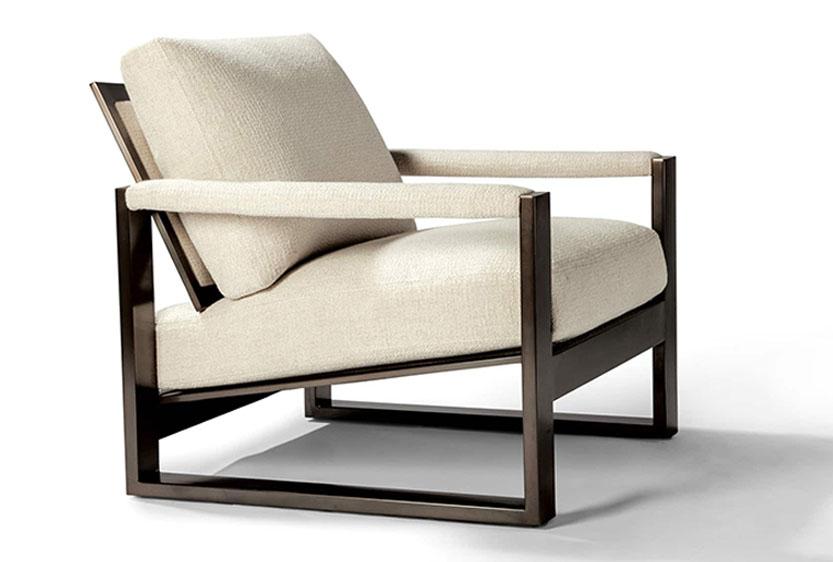 chunky milo lounge chair