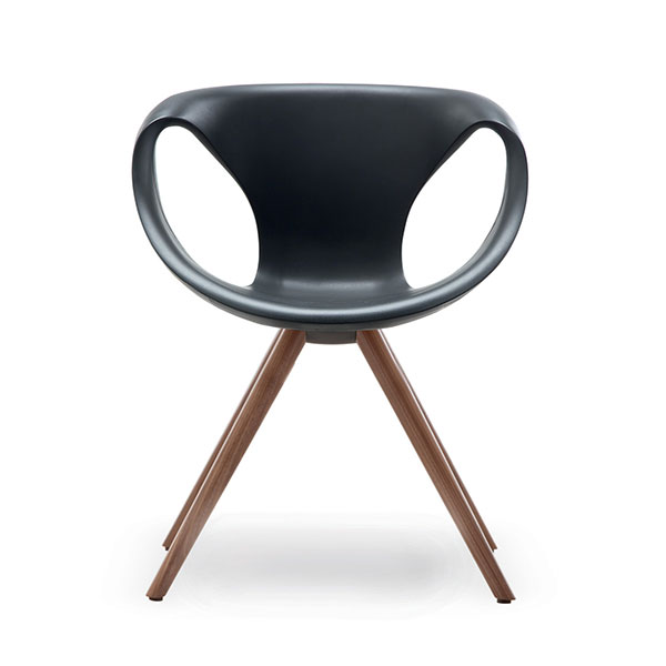 sur soft touch dining chair