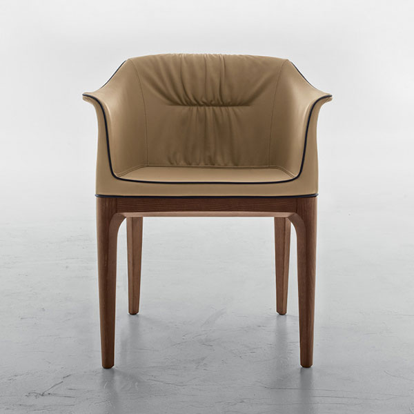 nuvole dining armchair