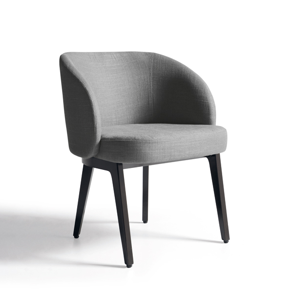 adele wide side chair