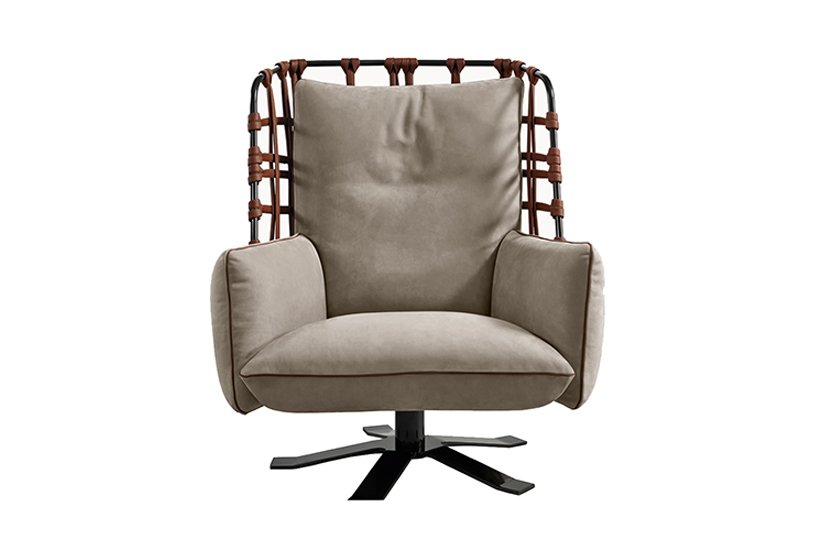 cocoon bergere lounge chair