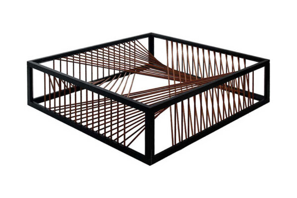 cats cradle cocktail table
