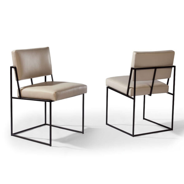 design classic 1188 armless dining chair