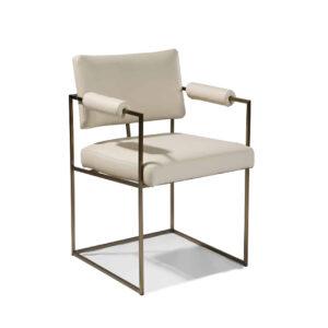 design classic 1188 dining chair bronze