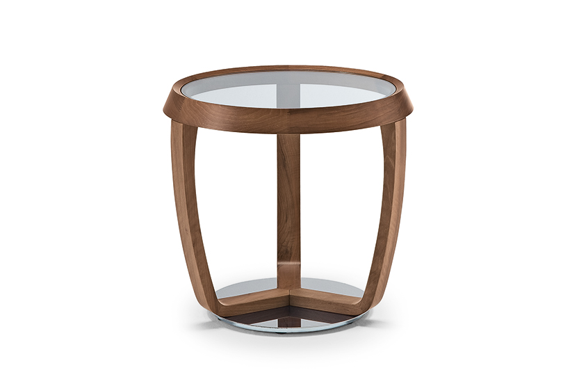 ginger end table