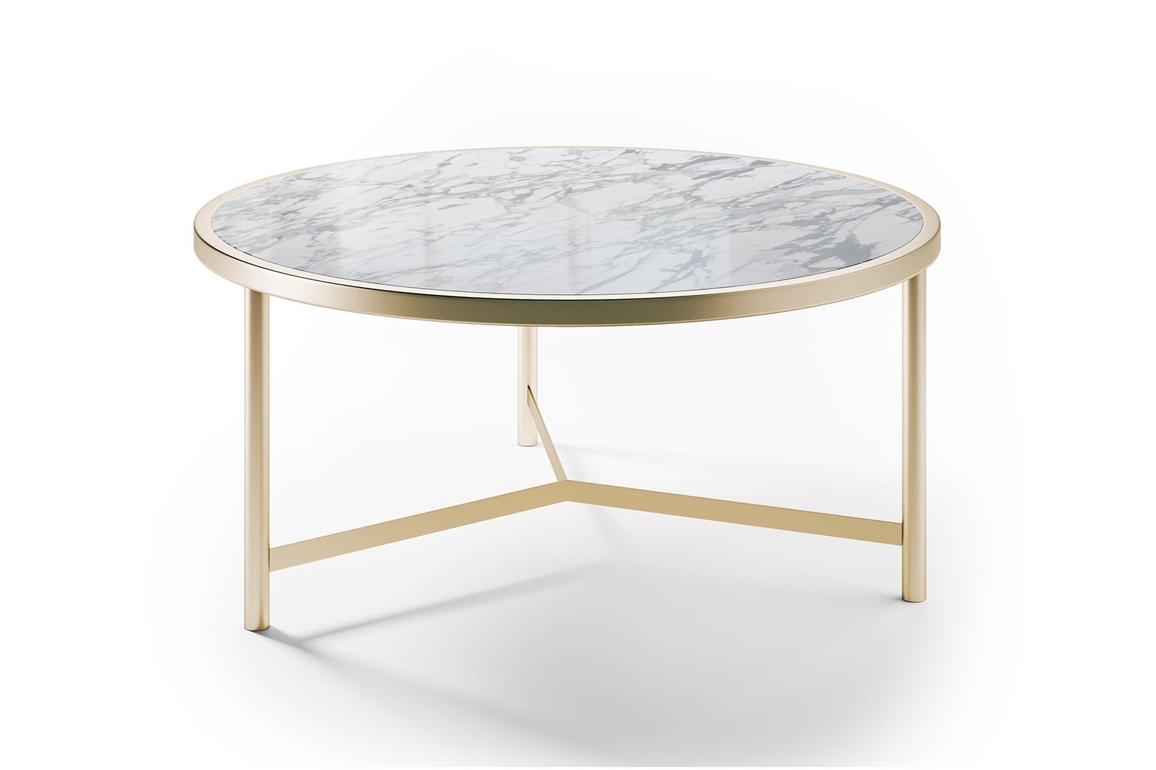 nido stone top nesting table