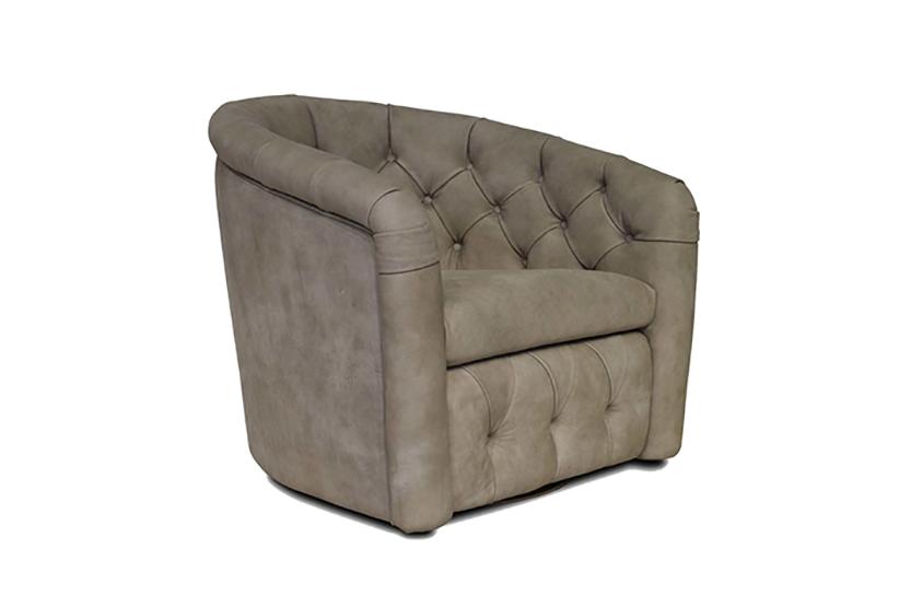 ginger swivel chair