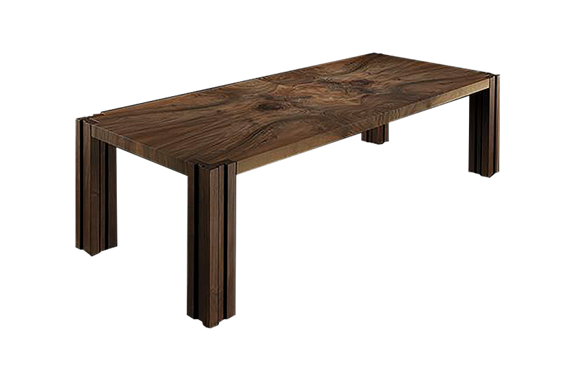 zorah fixed-top dining table