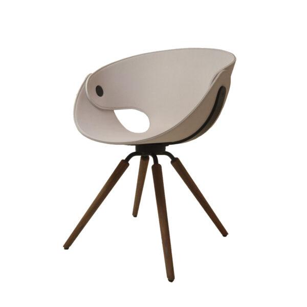 flatt dining chair III