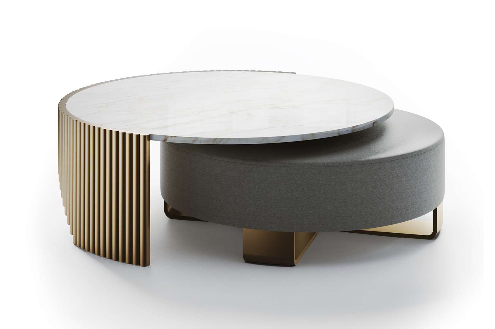 cy tosca I cocktail table
