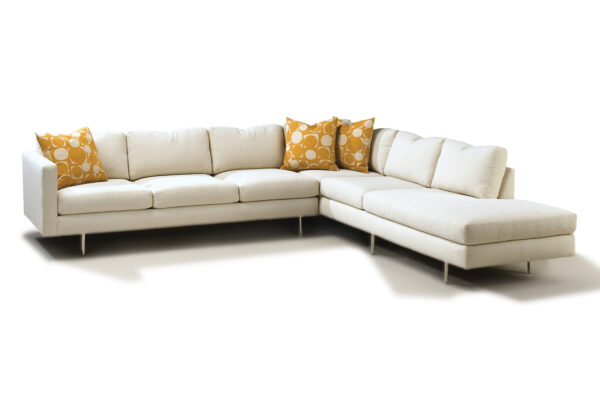 855 design classic sectional
