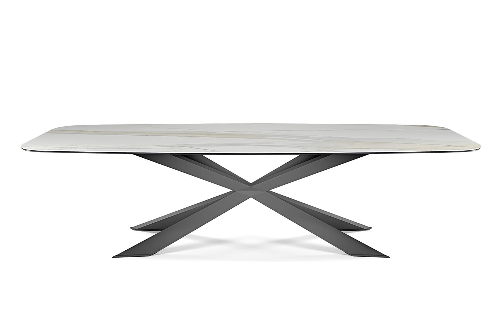 spyder keramik dining table