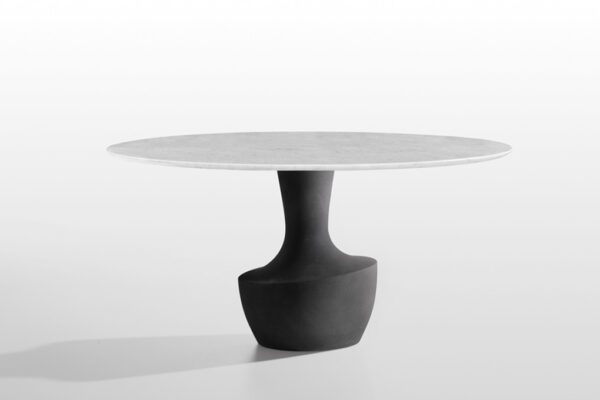 anfora marble dining table