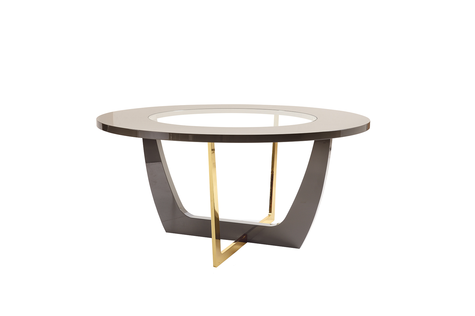 arca round dining table