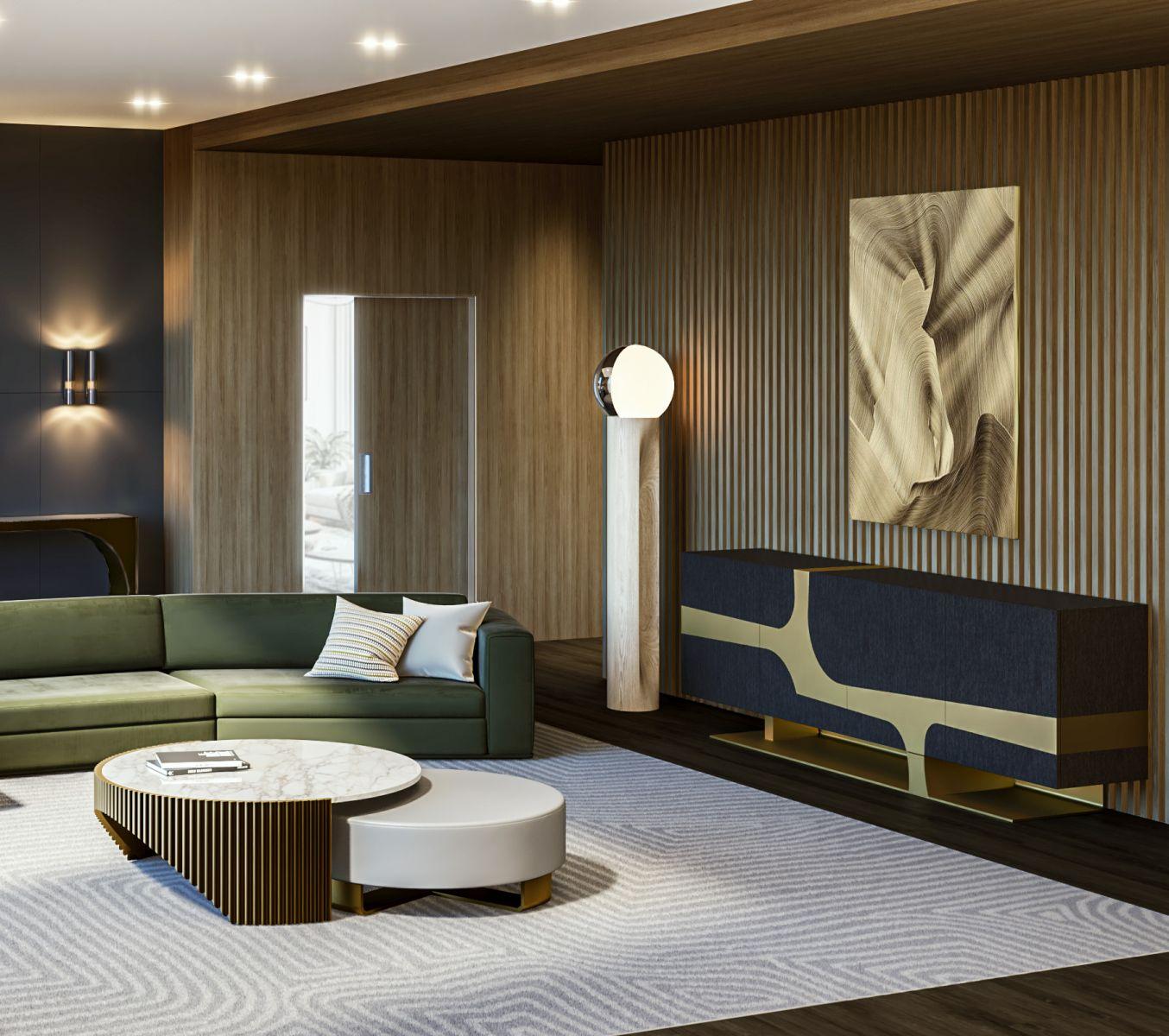 Nobu Living Room