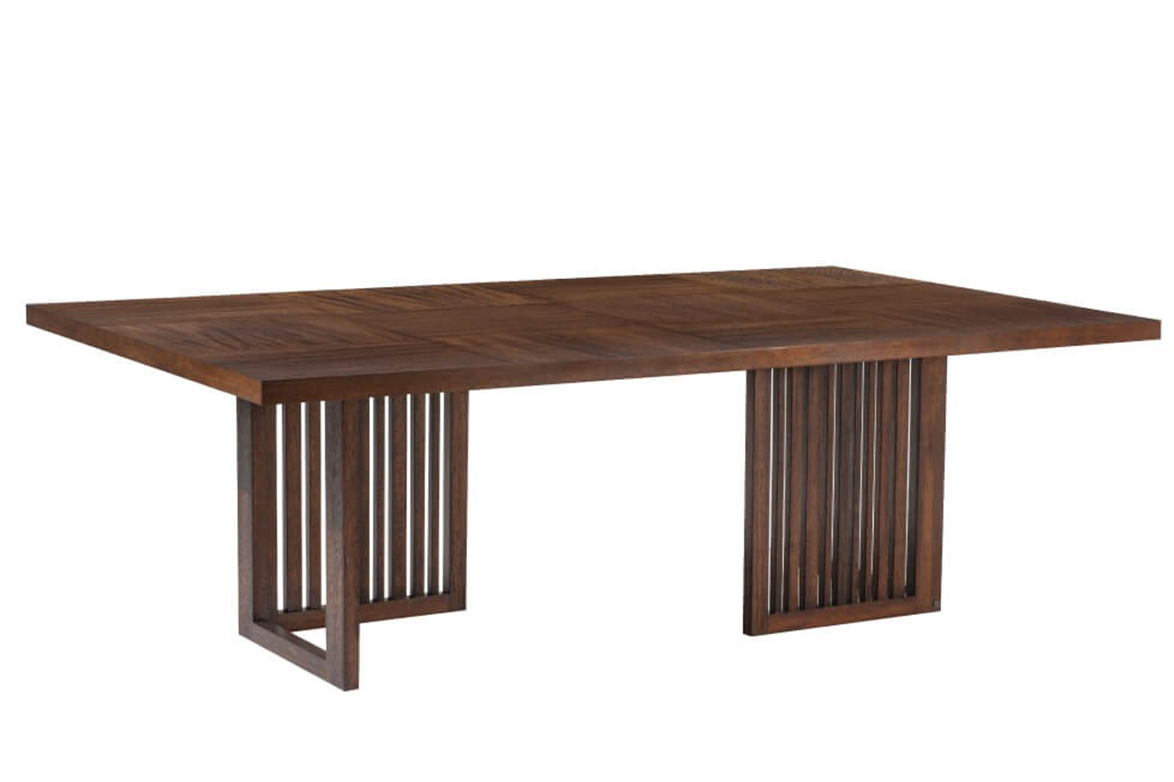 rumba rectangle dining table