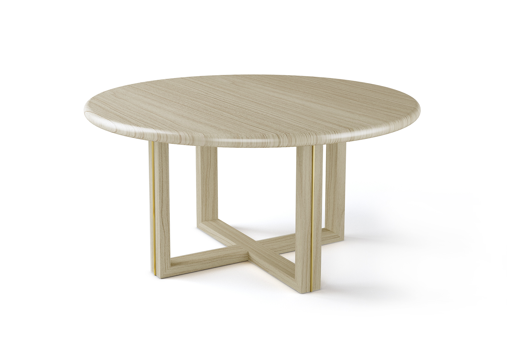 cy sorrento round dining table