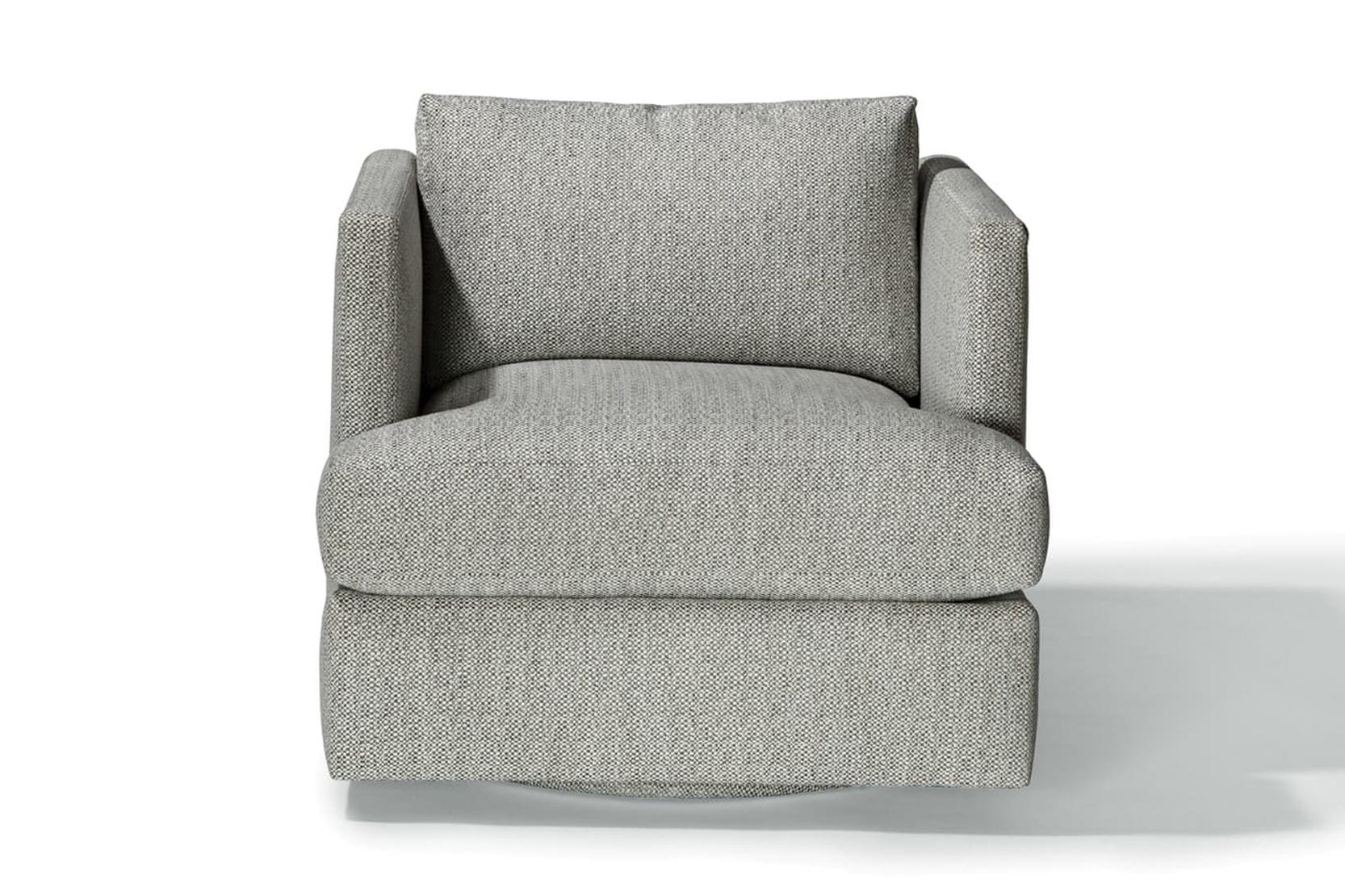 design classic 1107 swivel lounge chair